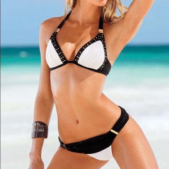 Victoria's Secret Other - ‼️SOLD‼️ Victoria's Secret White Bikini Set